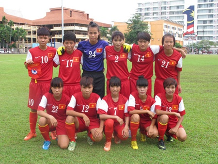 VN lose second match at AFC championship qualifier