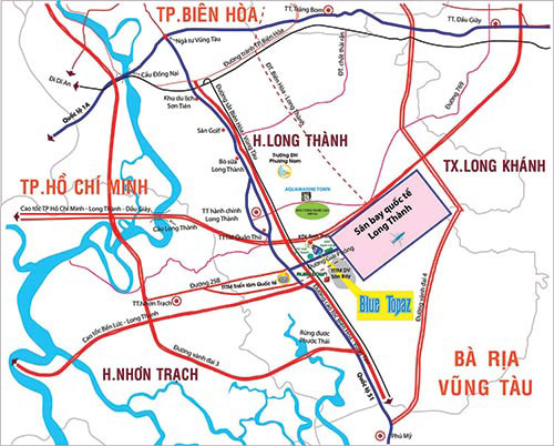 Long Thanh airport, investment, Aeroports