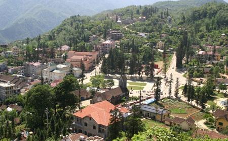 Sa Pa tourism