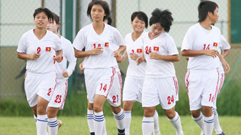 Asian championship qualifier