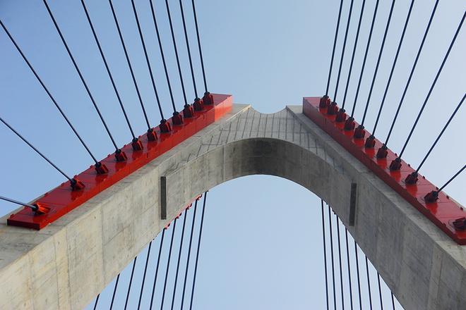 Nhat Tan bridge