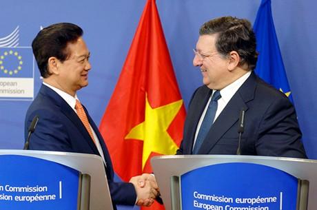 Vietnam, EU, FTA