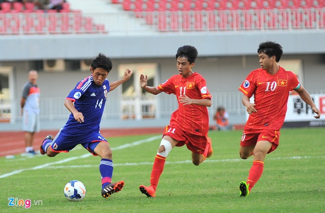 VN football player named in global talent list