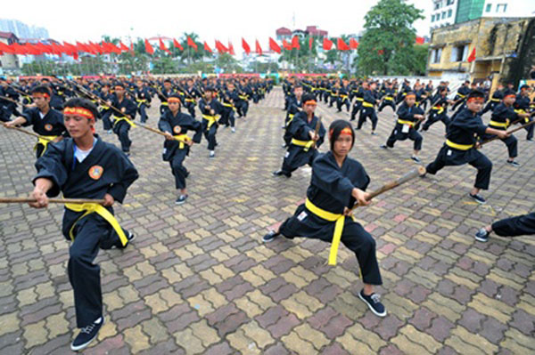 Martial arts festival to be held in November