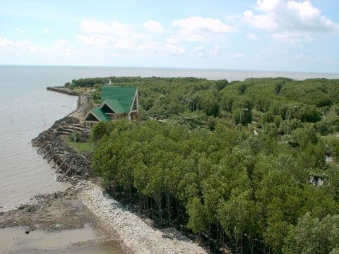 Erosion, Mekong Delta