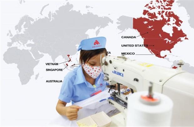 Textile investors, FTAs, TPP