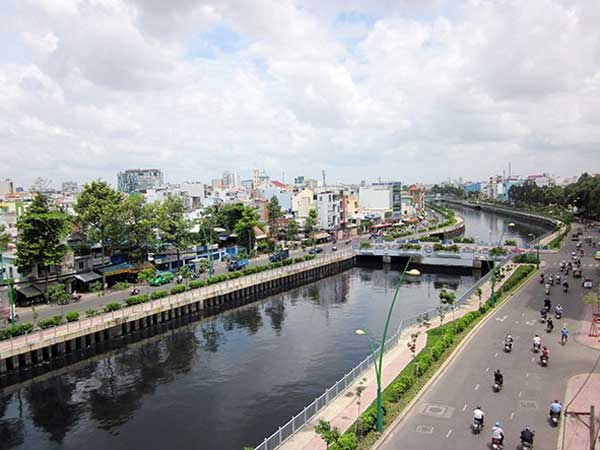 Nhieu Loc Canal - a time to revive