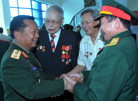 Hai Duong, citadel Thanh Dong, defence industry, global peacekeeping