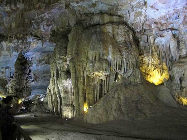 Thien Duong Cave, Phong Nha-Ke Bang National Park, Ho Chi Minh Trail