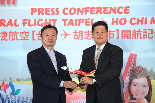 Vietjet to launch HCM City-Taipei air route on December 12