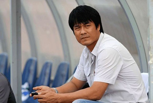 Song Lam Nghe An, former national defender, coach Nguyen Duc Thang, Super Cup