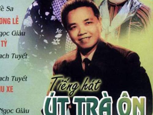 TV series stars cai luong legend Tran Huu Trang