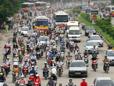 High transport costs limit VN economic growth