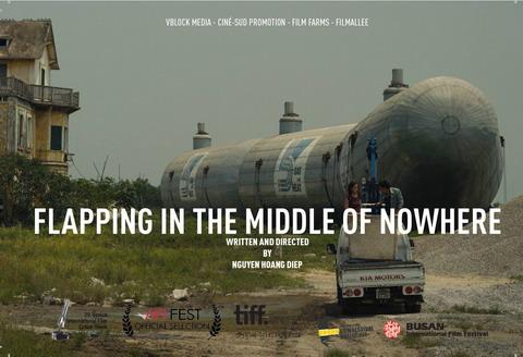 Hoang Diep wins 16th Int'l film festival Bratislava