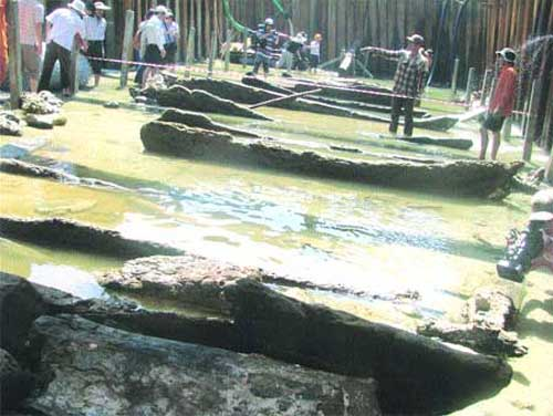 Shipwrecks, Quang Ngai, eco-tours, water archaeology, Hoang Sa festival