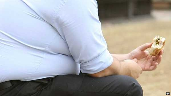 Obesity 'costing same as smoking'
