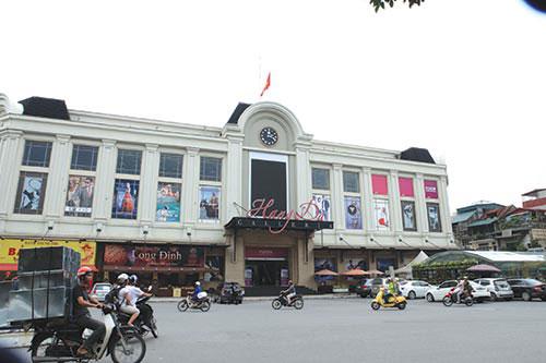 Hanoi authorities, markets, modern trading centres, Den Lu market