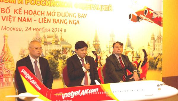 Vietjet to open flights to Russia's Vladivostok