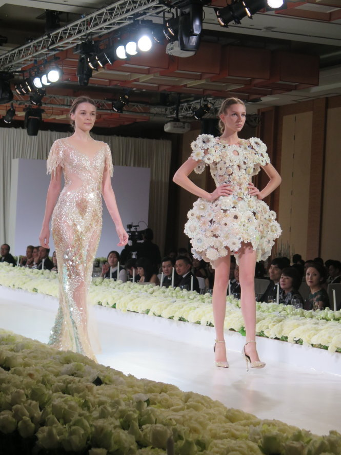 VN designer Cong Tri joins Asian Couture Federation