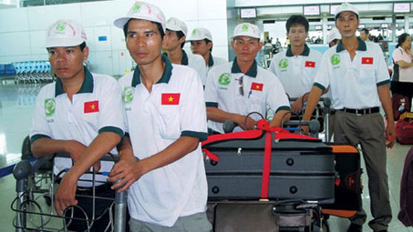Vietnamese guest workers, China labour, replacement, supply manpower