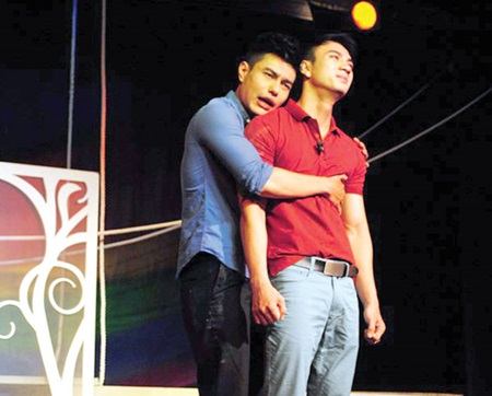 Drama spotlighting reality of gay life released in Saigon