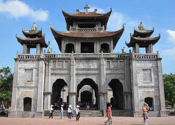 Top 5 Churches In Vietnam Attract Tourists News Vietnamnet