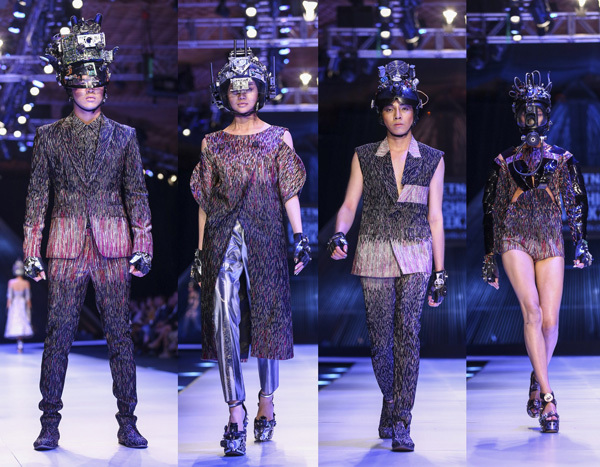 Cong Tri, Vietnam international fashion week, Haute Couture collection