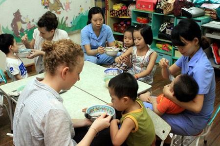 Autism growing in Vietnam