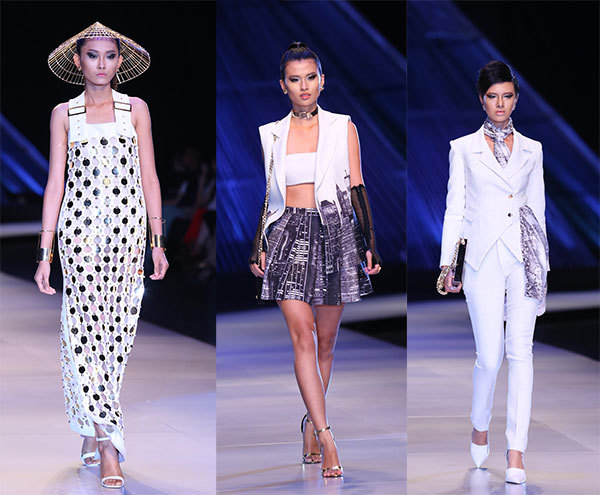 chung thanh phong, vietnam international fashion week 2014