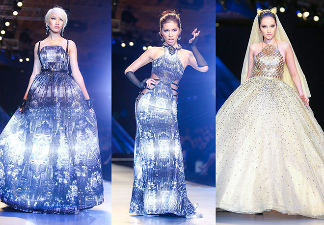 chung thanh phong, vietnam international fashion week 2014