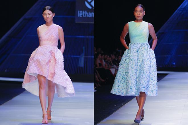 designer Le Thanh Hoa, Vietnam international fashion week 2014