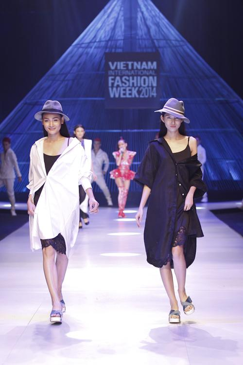 VN International Fashion Week 2014