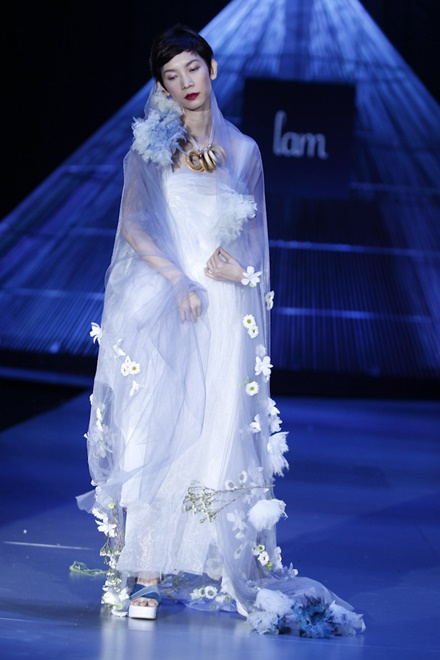 Li Lam, Hoang Minh Ha, Vietnam International Fashion Week 2014