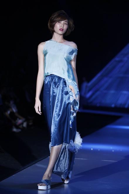 Li Lam, Hoang Minh Ha, Vietnam International Fashion Week 2014