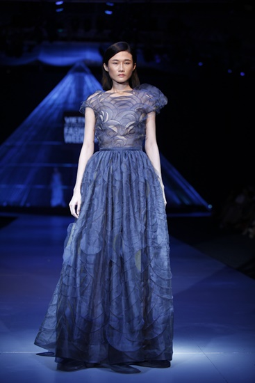 Tsolo Munkh, Vietnam International Fashion Week 2014, Antonio Grimaldi