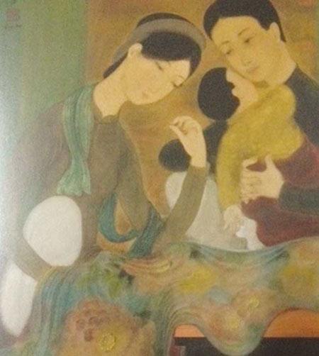 Le Pho paintings, Vietnamese culture, fake paintings