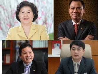 Bosses of five Vietnamese enterprises among Top 100 Asean Enterprises