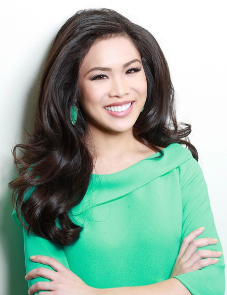 Vietnamese-American girl crowned Miss Nebraska USA