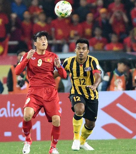 Malaysia crush VN in AFF semis