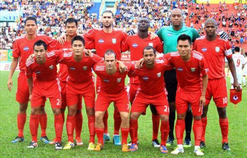 Binh Duong to meet strong rivals in AFC Group E