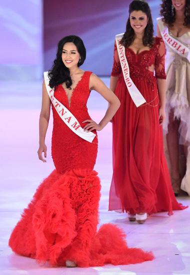 Miss World 2014, Nguyen Thi Loan