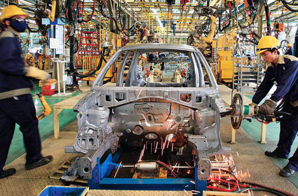 ASEAN Free Trade Agreement, auto market, auto manufacturers