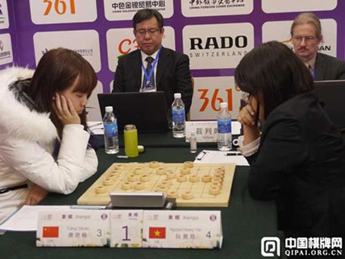 Chinese chess, xiangqi, Viet Nam