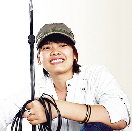 Nguyen Hoang Diep, Thai Hoa, Nguyen Thi Tham, child actress Thanh My