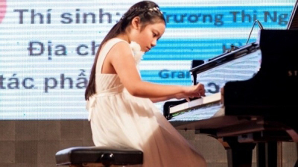 Young Vietnamese pianists to play at CEG Concert
