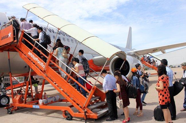 Airfare ceiling, airfares