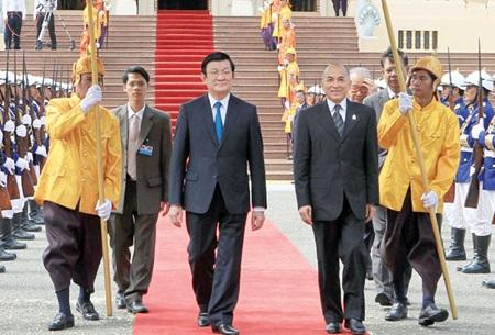 vietnam-cambodia relations