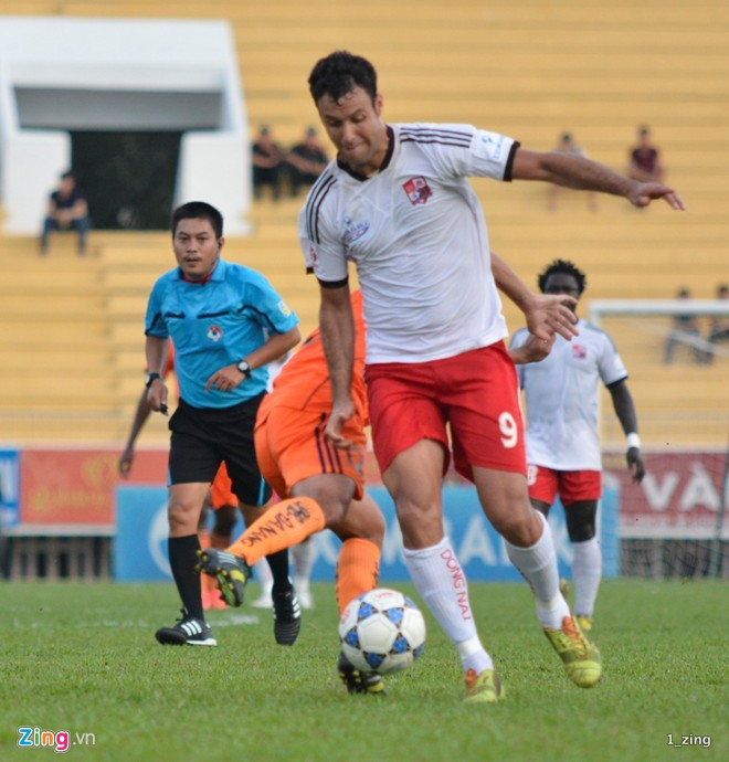 SHB Da Nang sign foreign players