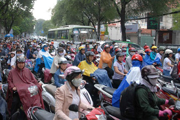 Transport operators add routes ahead of busy Tet