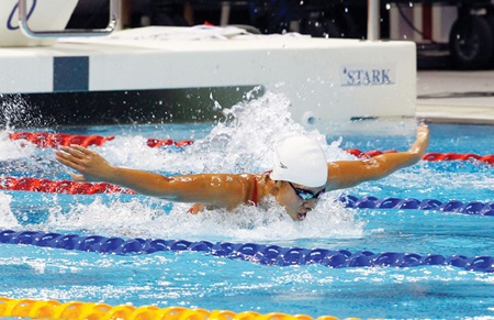 Swimmer Anh Vien: Best Athlete of the Year again